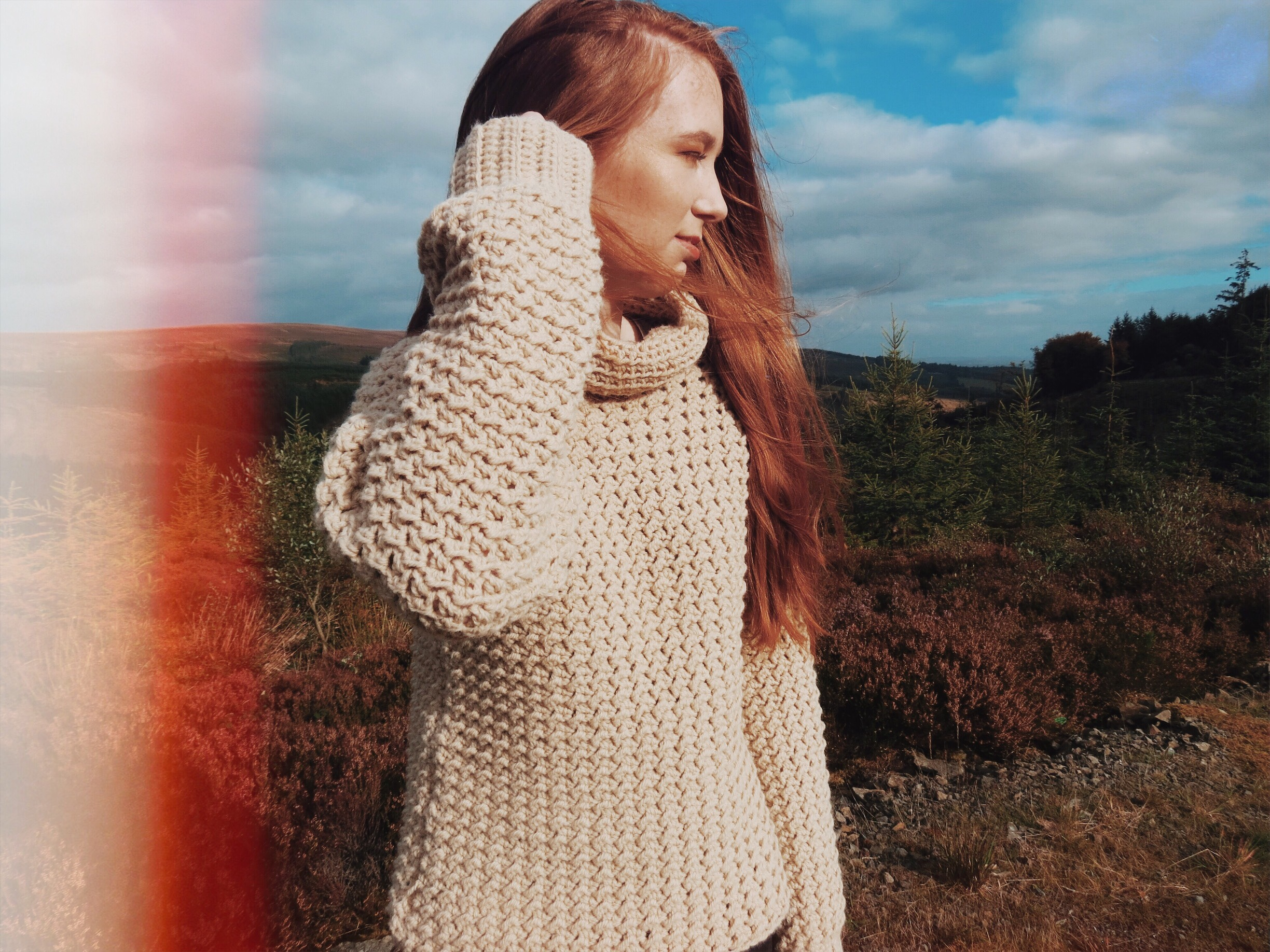 Crochet Chunky Sweater Crochet With Carrie
