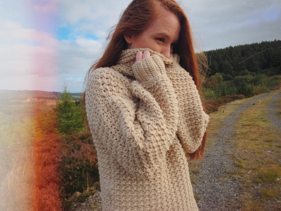 Crochet Chunky Sweater